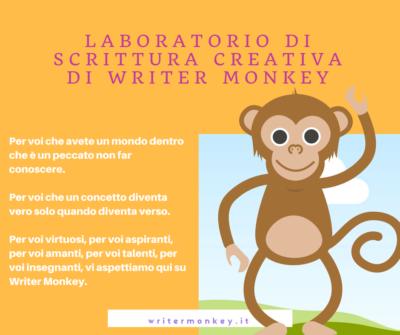 Writer Monkey, esercizi di scrittura creativa