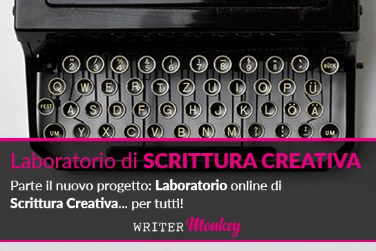 Laboratorio di Scrittura Creativa: parte il nuovo progetto