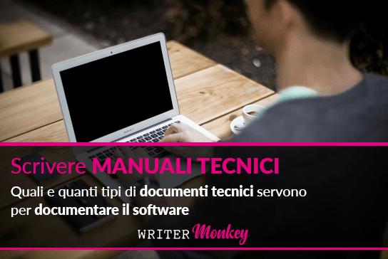 Come scrivere un manuale e altri documenti tecnici
