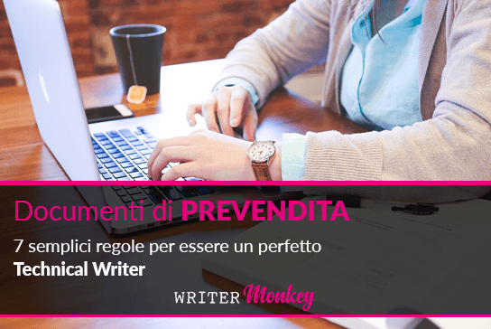 Come scrivere un documento di prevendita