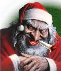 Babbo Natale Horror.Natale Babbo