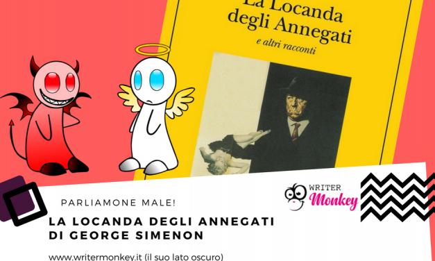 Anche Simenon… Chi dice che i grandi non sbagliano mai?