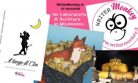 Emozioni forti a Castel S.Angelo. Writer Monkey a Letture d'estate